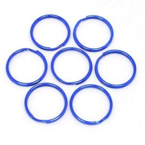Blue Keyring