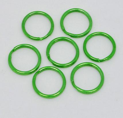 Green Keyring