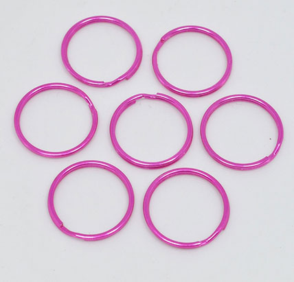 Pink Keyring