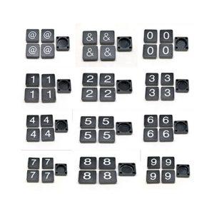 Black Scrabble